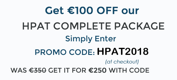 HPAT promotion